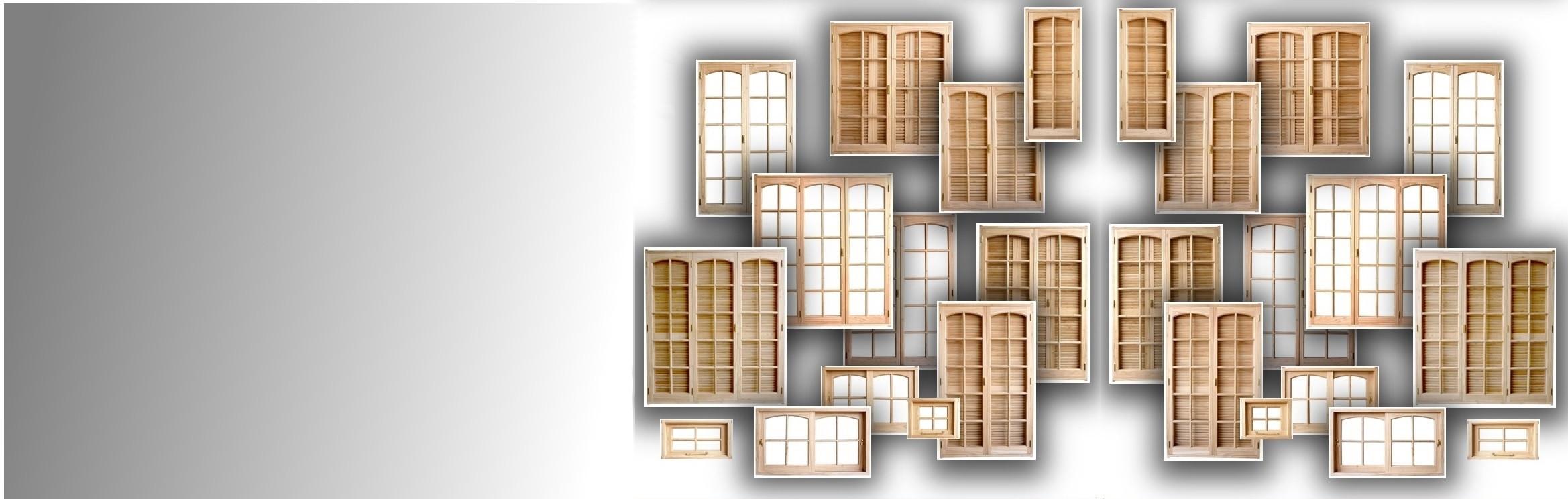 ventanas clásicas